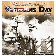 Veterans Day Tribute 2018 photo
