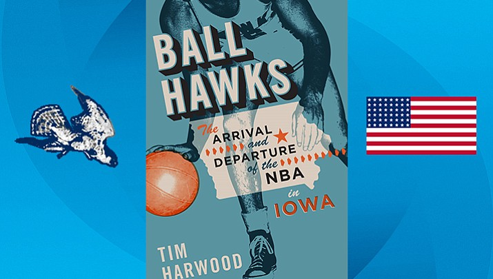 New book chronicles the 1949-50 Waterloo Hawks in the NBA's first season and features Camp Verde legend Wayne See