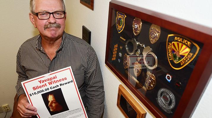 Steve Skurja retires; 'Huge' chapter of Yavapai Silent Witness coming to an end