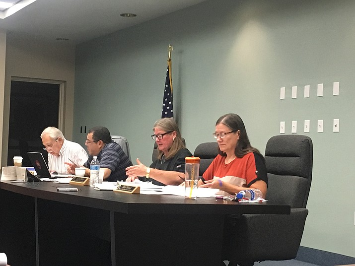 The Kingman Unified School Board meeting is at 5:30 p.m. Tuesday at 3033 MacDonald Ave. (Daily Miner file photo)