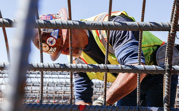 Mohave County issued 9 building permits for the week ending Nov. 2. (Daily Miner file photo)