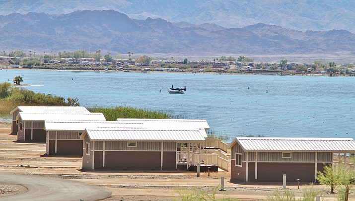 In 2006, the potential archaeological significance of areas of Lake Havasu State Park made the park eligible for placement on national and state historic registries. (Brandon Messick/Today's News-Herald file photo)