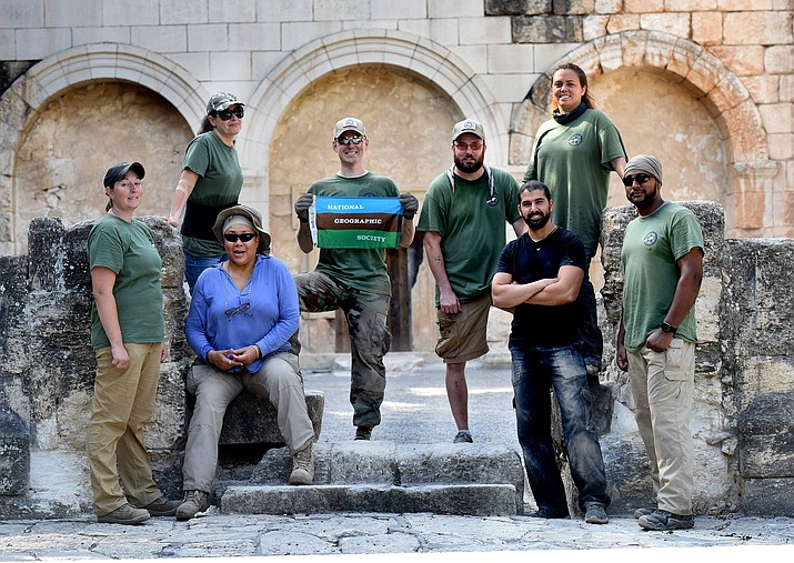 American Veteran Archaeology Recovery promotes the well-being of disabled veterans transitioning to civilian life through field archaeology. (Photo/Reuvan Kastro)