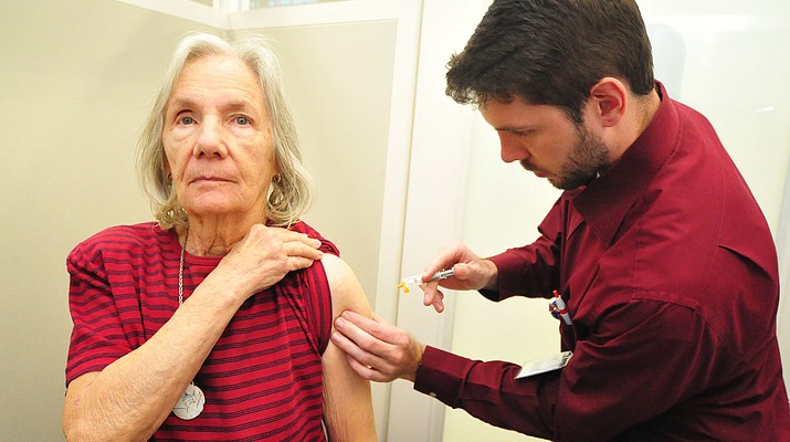 Avoid the flu: Get a vaccination now, Arizona health department says