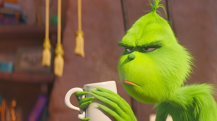 Review: Is 'The Grinch' a Cumberbatch-Christmas classic mismatch?