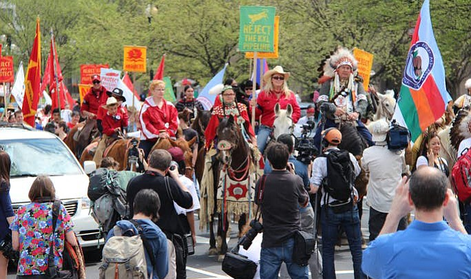 Federal Judge blocks Keystone XL Pipeline; indigenous Nations respond