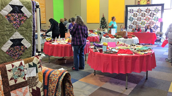 Lonesome Valley Quilt Guild holds sale, auction