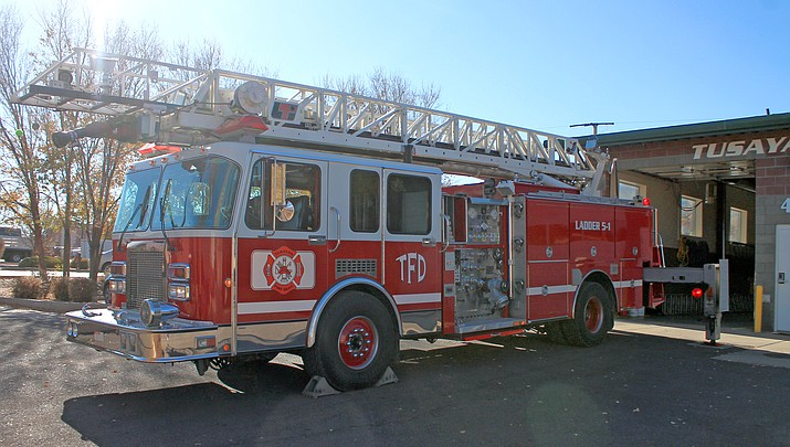 "Big Red joins Tusayan Fire District; funding uncertain after home rule ""no"" vote"