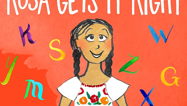 Book Review: Emerging readers in for a colorful treat with 'Rosa Gets It Right'