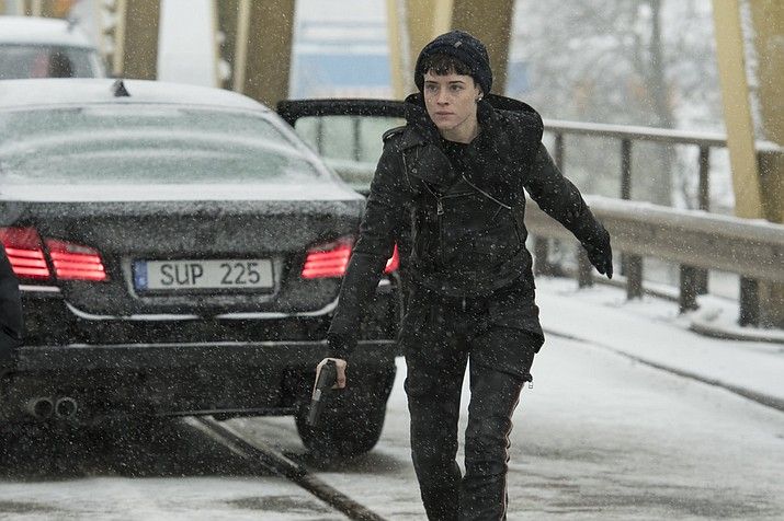 Claire Foy (she was star of the PBS series, The Queen) plays the computer super whiz, Lisbeth Salander. She does very well in the role, but the story, written by David Lagercrantz is not nearly as good as the Larsson based films — Swedish and American.