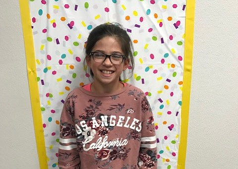 HUSD Student of the Week: Zarianna