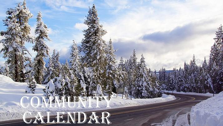 Community calendar: week of Dec. 12