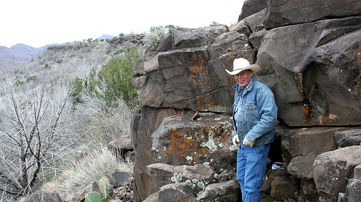 Memorial set for late Dewey-Humboldt miner, historical tour guide, author