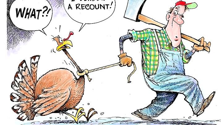 Editorial Cartoon | November 15, 2018