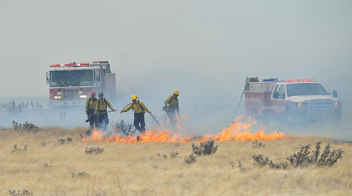 Officials warn of possible 'wildland firefighting' scam