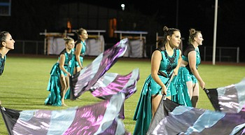 KHS band wins bronze at AzMBA competition photo