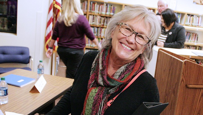 Becky O'Banion steps down from school board, but not from Verde Valley education