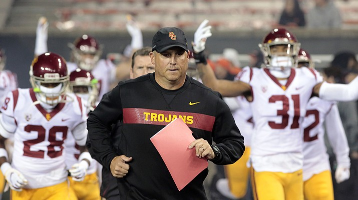 Preview: Want drama? Then perhaps the game of the week is USC-UCLA