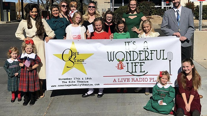 It's a Wonderful Life with One Stage Family Theatre
