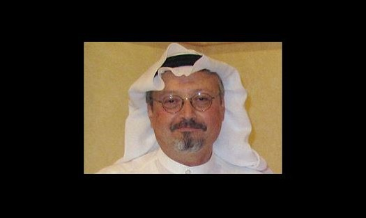 Saud Al-Mojeb, Saudi Arabia's top prosecutor, is recommending the death penalty for five suspects charged with ordering and carrying out the killing of Saudi writer Jamal Khashoggi (pictured). (File photo)