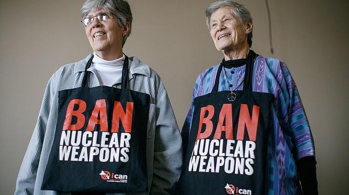Nobel Peace Prize winners to appear Nov. 18 in Prescott