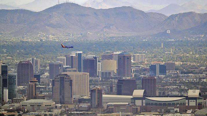 Maricopa County development grant to research urban heat