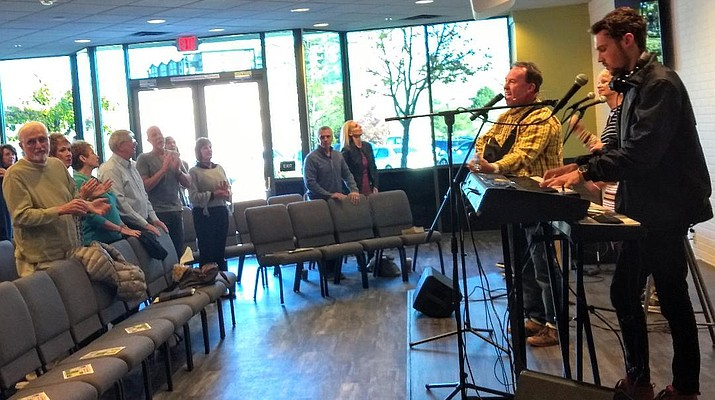 Starting Point Church finds new home in old pub; plans 3-day grand opening
