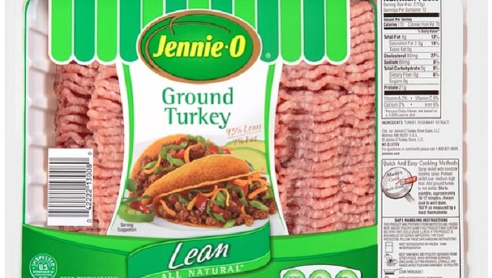 Jennie-O Turkey products recalled for Salmonella