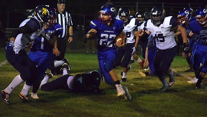 Camp Verde football lands six All 2A-Verde Region selections