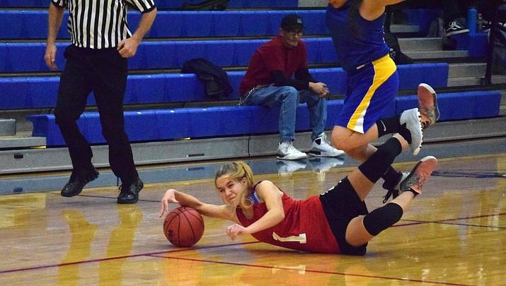 Juniors lead deep Camp Verde girls basketball