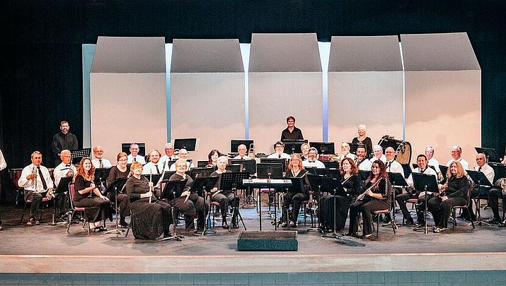 'A Magical Christmas' concert by Cottonwood Community Band Dec. 2, 16