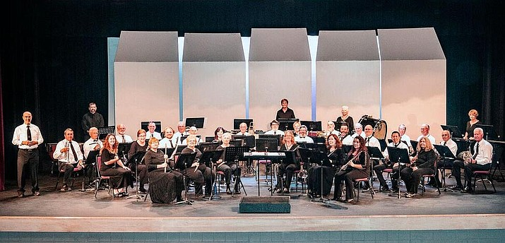 The Cottonwood Community Band Christmas concerts this year will be Sunday, Dec. 2, 3-4 pm, at the Cottonwood Recreation Center located at 150 South 6th Street, and Sunday, Dec. 16, 3-4 p.m., in the Rock of Ages Lutheran Church located on 390 Dry Creek Road, Sedona.