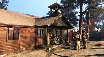 Investigation into United Christian Youth Camp fire in Prescott underway photo