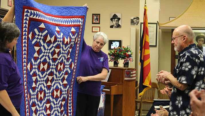 Kingman Photo | A Quilted Presentation