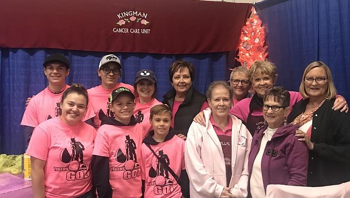 Kingman Photo | A Group of Fantastic Student-Volunteers