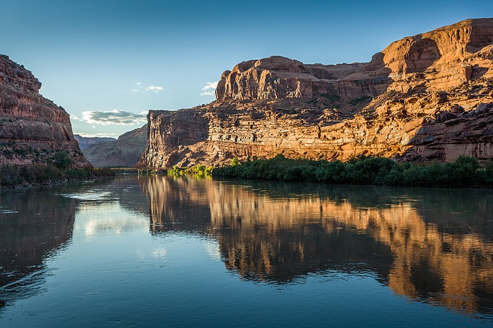 A survey of decision-makers by the group at the University of Colorado concludes that the president who takes office in 2017 could see cuts in Colorado River water supplies to Arizona and Nevada as soon as January 2018. (Adobe Images)