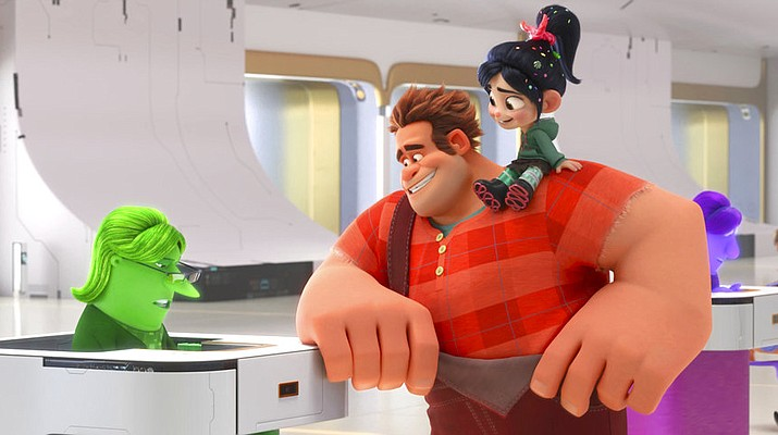 Review: Game not over in 'Ralph Breaks the Internet'