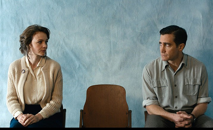"""Impeccably made, graced by resonant performances from Carey Mulligan and Jake Gyllenhaal.""