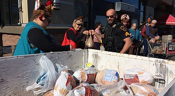 Photo: PV Chamber of Commerce Flying High Turkey Drive photo