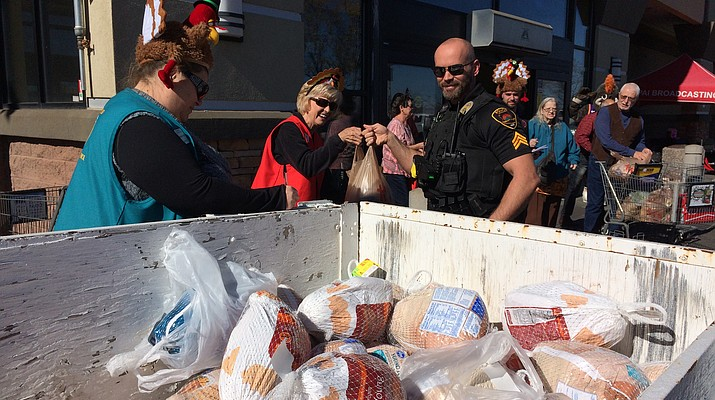 Photo: PV Chamber of Commerce Flying High Turkey Drive