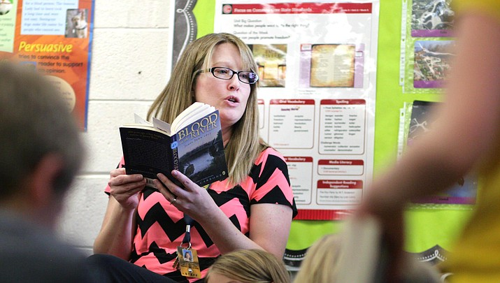Q&A with VERDE VALLEY'S EDUCATOR OF THE WEEK Sarah O'Donnal