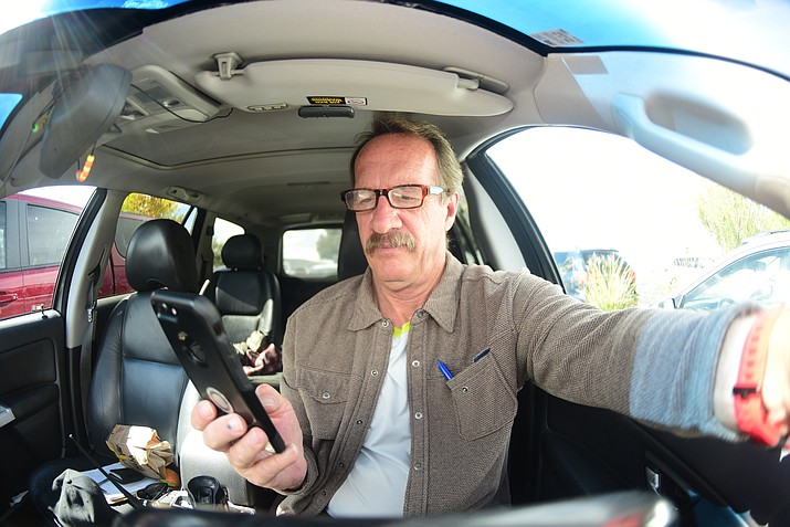 The Chino Valley Town Council unanimously passed a distracted driving ordinance Tuesday, Nov. 13, banning the use of mobile communication devices while operating a motor vehicle. (Les Stukenberg/Review)