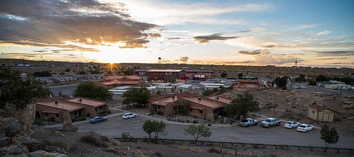 Navajo Technical University. (Submitted photo)
