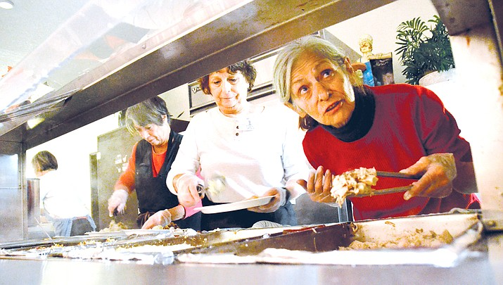 Old Town Mission makes Thanksgiving special