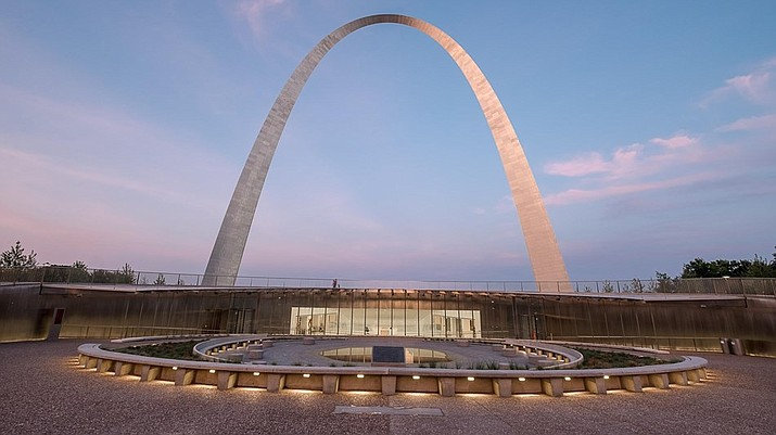 Gateway Arch National Park. (Photo/NPS)