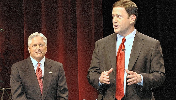 Ducey names former political rival to Arizona Board of Regents
