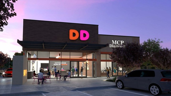 Dunkin' Donuts coming to Cottonwood