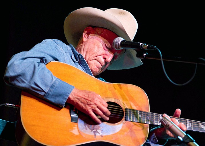Ramblin Jack, Country/Folk legend, has played with the likes of Johnny Cash, Bob Dylan, Kris Kristofferson, Beck, Arlo Guthrie and so many more music legends. (Courtesy)