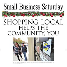 Small Business Saturday 2018 photo