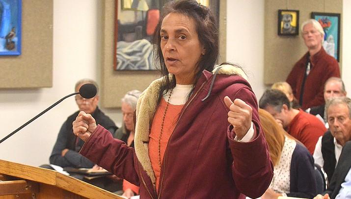 County approves Vista Village sign plan despite public backlash
